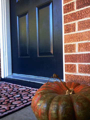 pumpkin door 2
