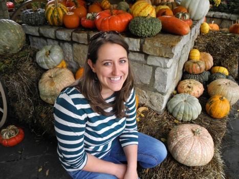 Rachel at Arboretum